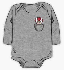 Pocket Toad One Piece - Long Sleeve