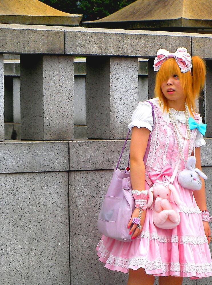 Harajuku Cosplay by RedEarth