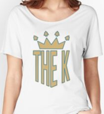 The K (simple) Women's Relaxed Fit T-Shirt