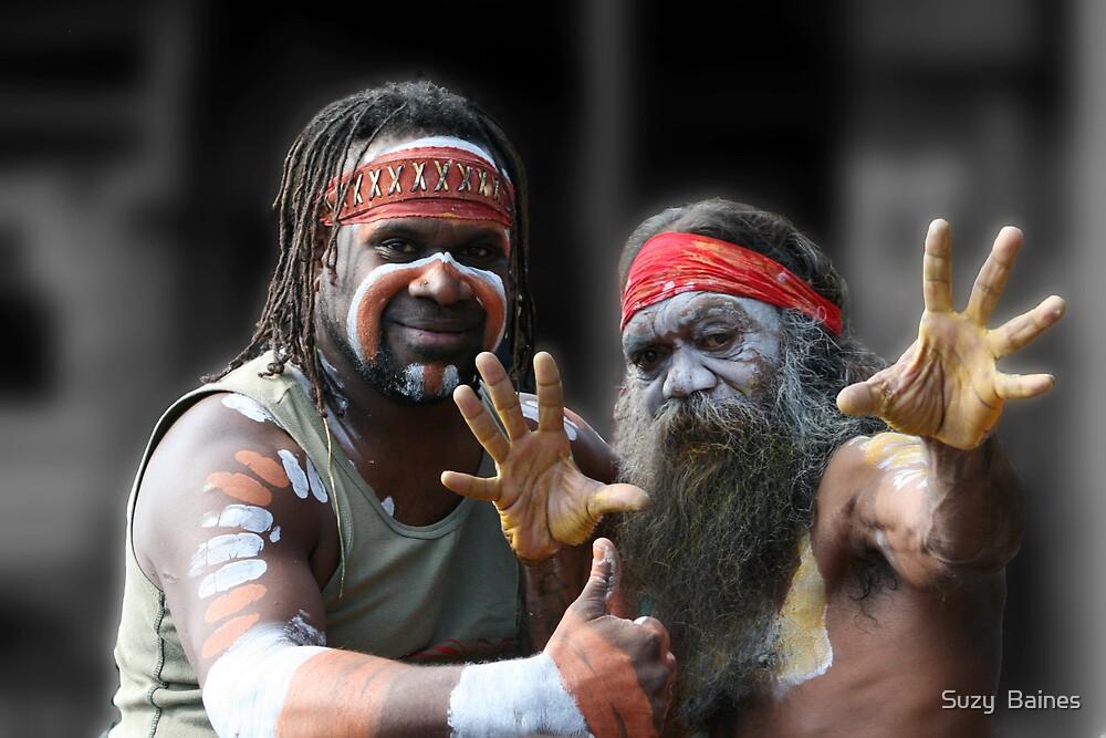 Indigenous Australians by Suzy  Baines