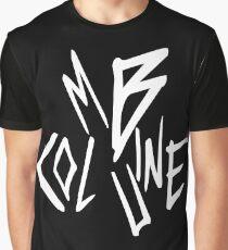 Columbine Logo Graphic T-Shirt