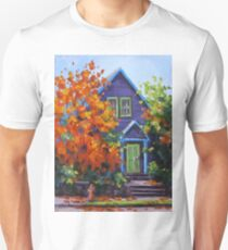 Fall in the Neighborhood Unisex T-Shirt