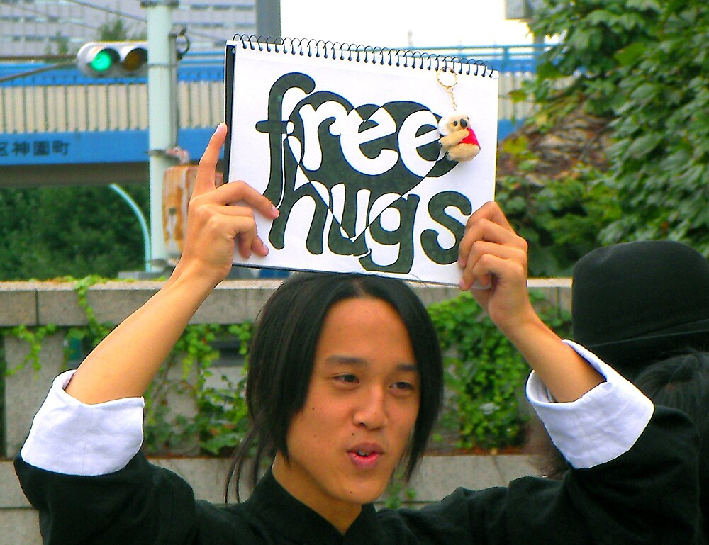 Free Hugs by RedEarth