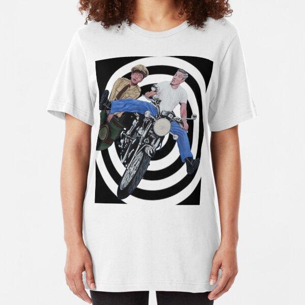 Don't Blink Slim Fit T-Shirt