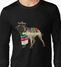 Ruff Night Long Sleeve T-Shirt