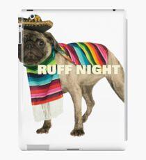 Ruff Night iPad Case/Skin
