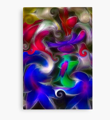 Just for Fun Canvas Print