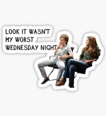 Miss Rafferty Sticker