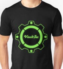 Green Vault-Tec Gear T-Shirt