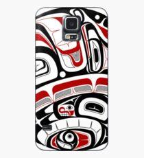 Nordwestliche Stammeskunst Hülle & Skin für Samsung Galaxy