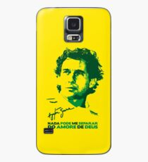 Ayrton Senna Tribute Case/Skin for Samsung Galaxy