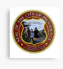 City of Providence Metal Print
