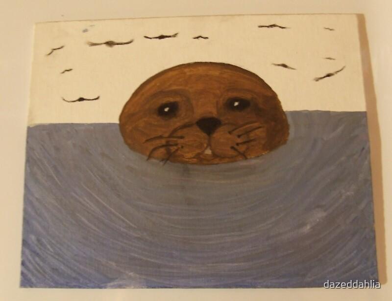 Seal (WIP) by dazeddahlia