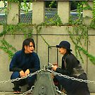 Harajuku couple by RedEarth