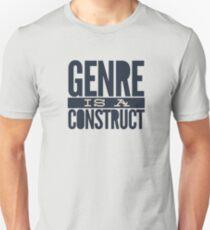 GENRE is a CONSTRUCT Unisex T-Shirt