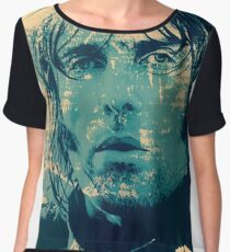 Liam Gallagher, Oasis, Beady Eye Chiffon Top