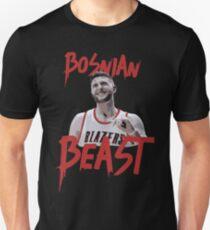 The Bosnian Beast Unisex T-Shirt