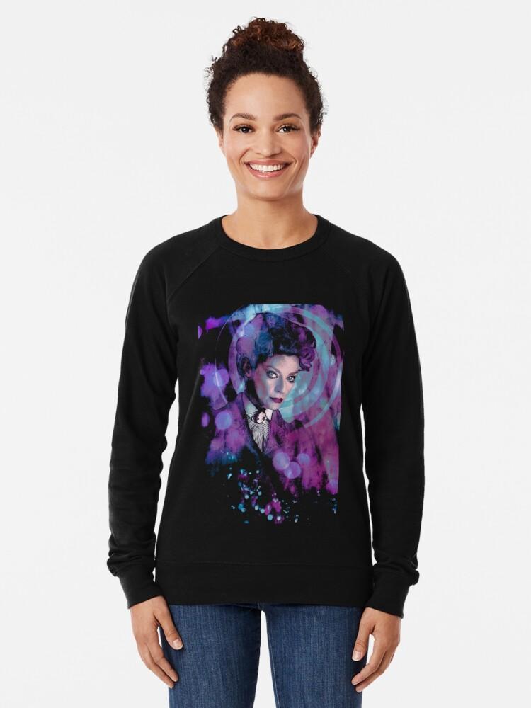 Alternate view of Missy Lightweight Sweatshirt