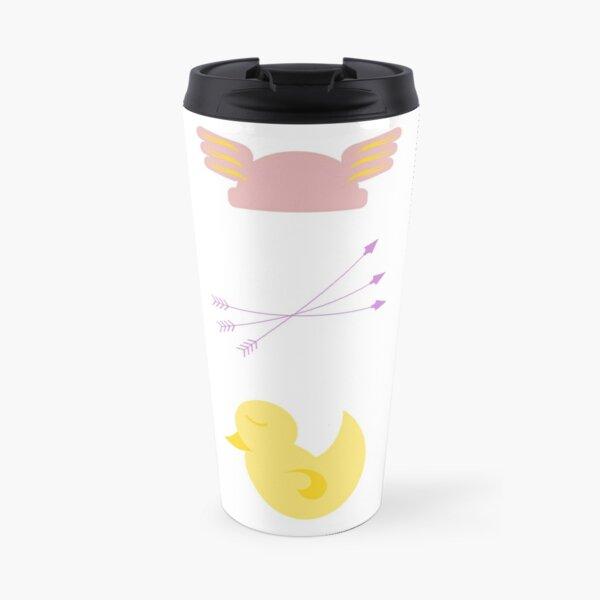 The Snuggly Duckling Travel Mug