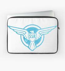 SSR Blue Laptop Sleeve