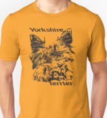 Yorkshire Terrier  Cute dog  lovely pet  Unisex T-Shirt