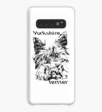 Yorkshire Terrier  Cute dog  lovely pet  Case/Skin for Samsung Galaxy