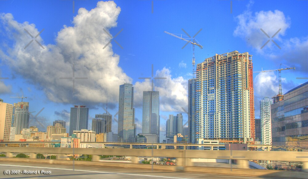 Downtown Miami - DSC_1550 by photorolandi