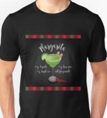 Classic Margarita ingredients T-Shirt