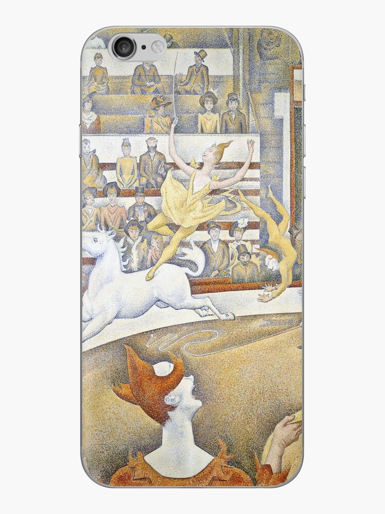 Georges Seurat - The Circus (1891) by artcenter