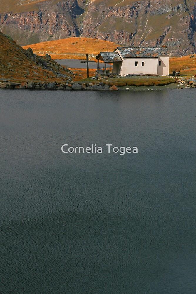 lakeside faith by Cornelia Togea