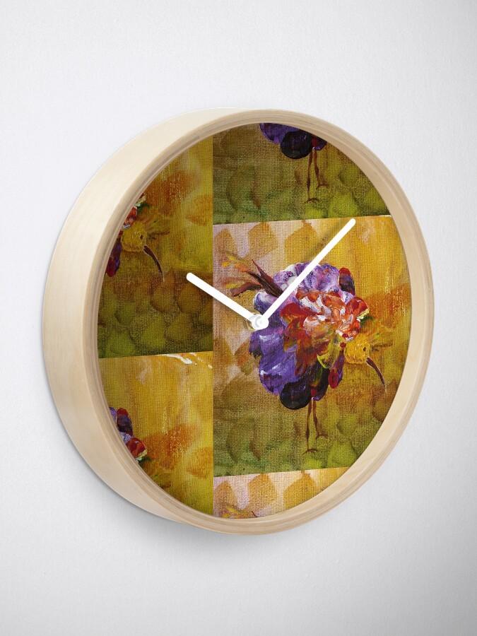 Alternate view of Early Bird Clock