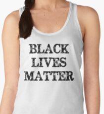 Black Lives Matter Women's Tank Top