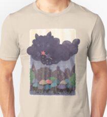 Cloudy Cat Unisex T-Shirt