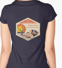 Death Valley National Park Women's Fitted Scoop T-Shirt