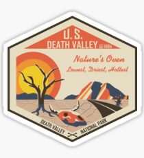 Death Valley National Park Sticker