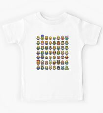 Simpsons Characters Kids Tee