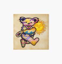 """The """"SunShine"""" Bear Art Board"""