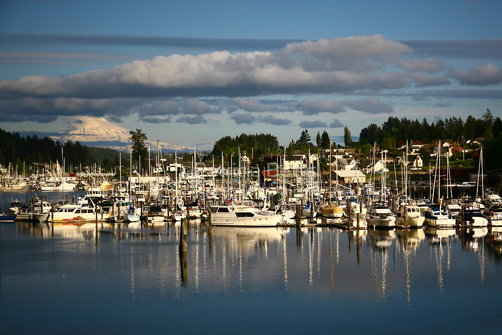 GIg Harbor by Patricia Betts