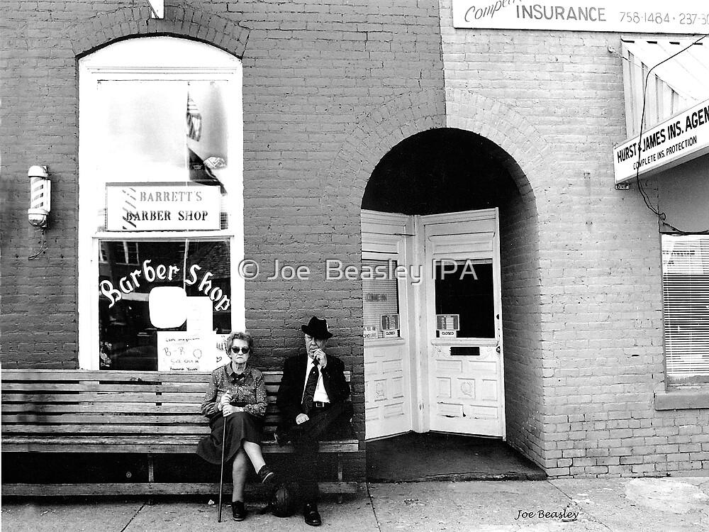 Barber Shop Watertown Tennessee by © Joe  Beasley IPA