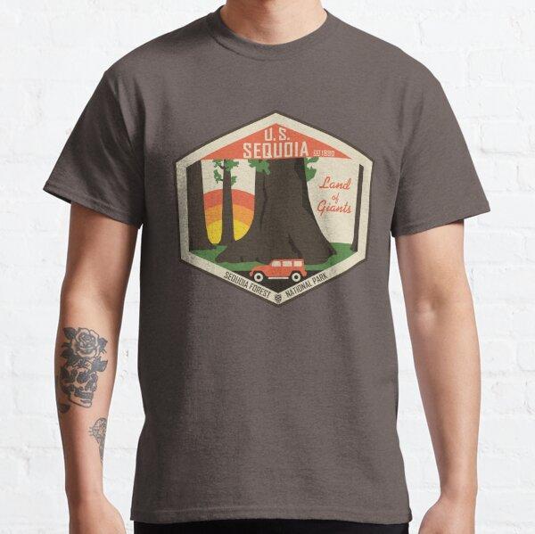 Sequoia National Park Classic T-Shirt