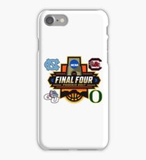 final four 2017 logo iPhone Case/Skin