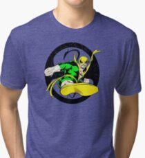 Iron Fist Tri-blend T-Shirt