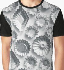 Vintage Tart Molds Graphic T-Shirt