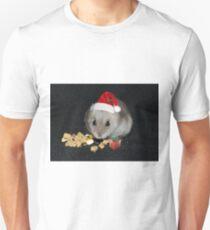 Oreo Ready for Santa Unisex T-Shirt