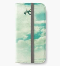 Ride - Monologue iPhone Wallet/Case/Skin