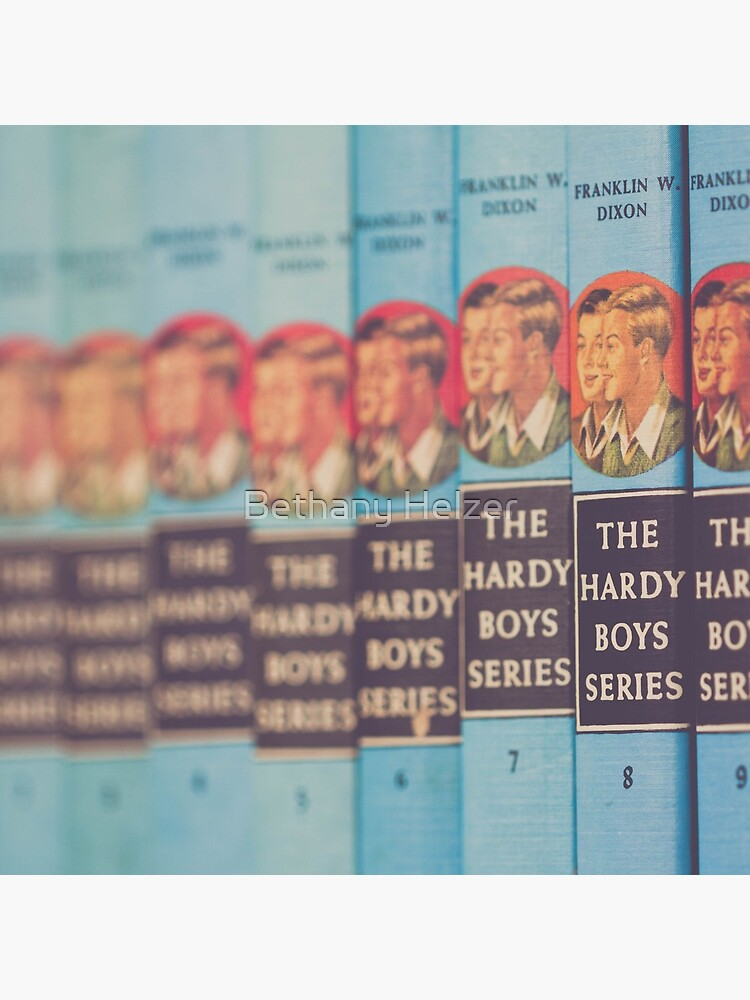 Hardy Boys Book Collection by riotjane