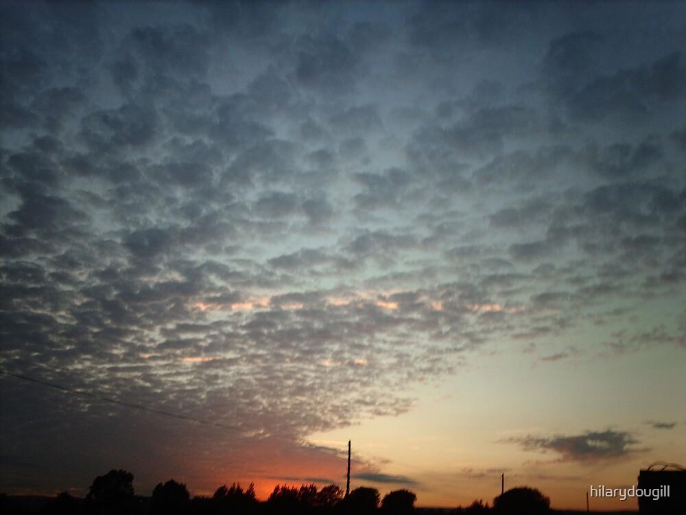 night sky by hilarydougill