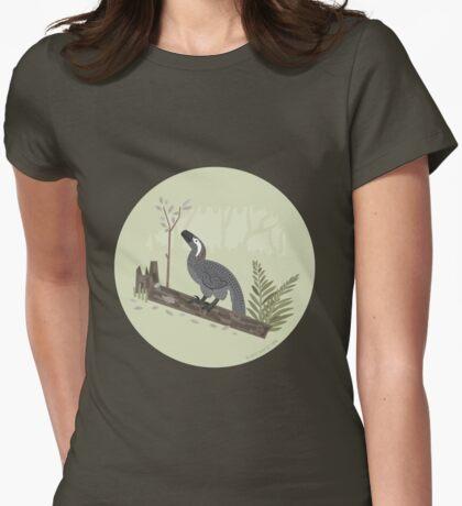 Utahraptor in the Forest T-Shirt