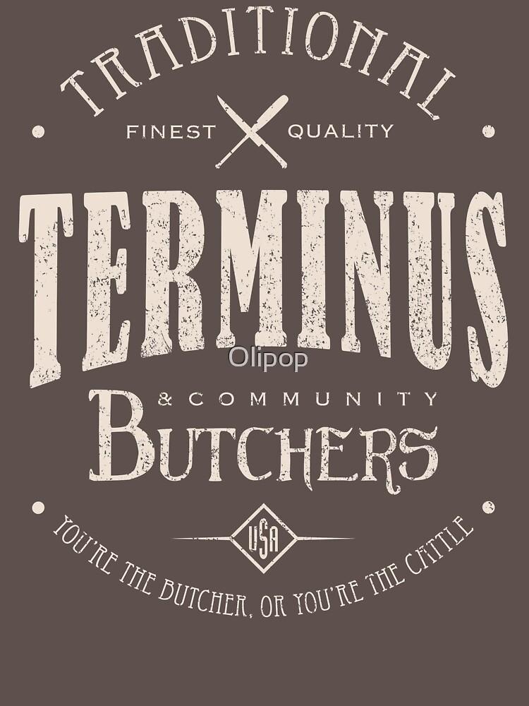 Terminus Butchers (light) | Unisex T-Shirt