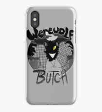 Werewolf Butch iPhone Case